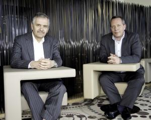 Dick en Johan