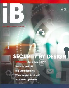 Platform voor Informatiebeveiliging - IB - Jaargang 14 - 3